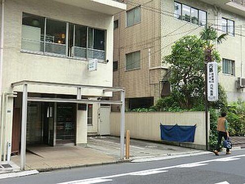 マンション(建物一部)-渋谷区恵比寿西1丁目 周辺環境:内藤小児科医院