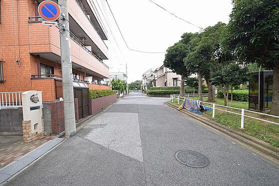 マンション(建物全部)-松戸市新松戸3丁目 南側公道約6.0mに約16.6m接道