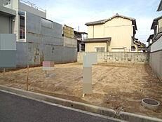 阪急武庫之荘駅バス10分。建築条件無しの土地です。
