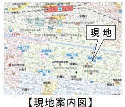 ビル(建物全部)-水戸市城南2丁目 地図