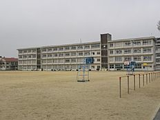 平岡北小学校…約580m