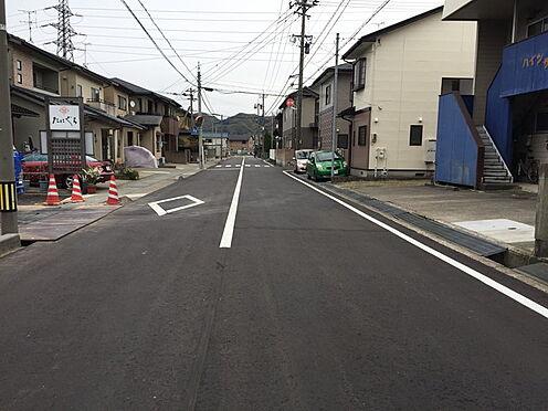 アパート-金沢市馬替1丁目 前面道路