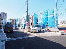 新築全6棟 「町田」駅徒歩圏 カースペース2台分