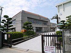 加古川市立中部中学校まで1300m
