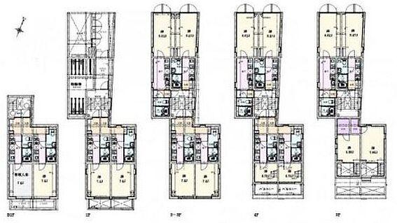 マンション(建物全部)-板橋区大和町 外観