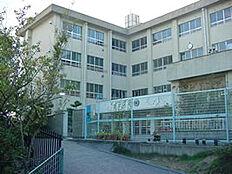 小学校八幡台小学校まで512m