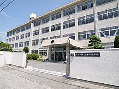 加古川市立氷丘中学校まで2000m