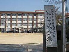 日進中学校