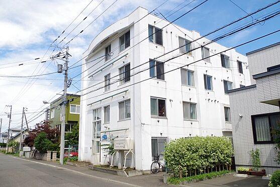 マンション(建物全部)-札幌市西区八軒二条西1丁目 外観