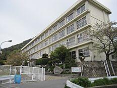 城山中学校