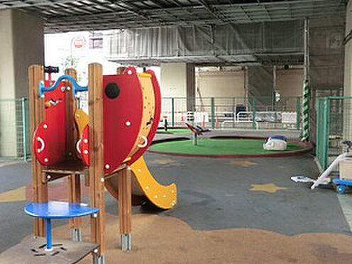 マンション(建物全部)-港区白金台5丁目 周辺環境:奥三光児童遊園