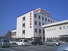 明石回生病院…約270m