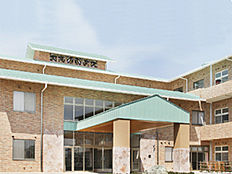 総合病院つくし医療・福祉センターまで605m