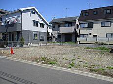 土地約34坪 お好きなプランでオリジナルの家が建てられます。