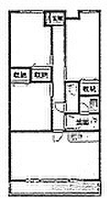 マンション(建物全部)-邑楽郡大泉町吉田 間取り