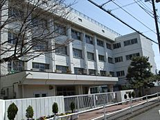 中央中学校 951m