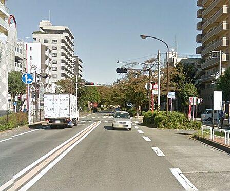 マンション(建物全部)-相模原市中央区相模原6丁目 前面道路