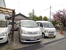 道路向かいは、今井公園です。