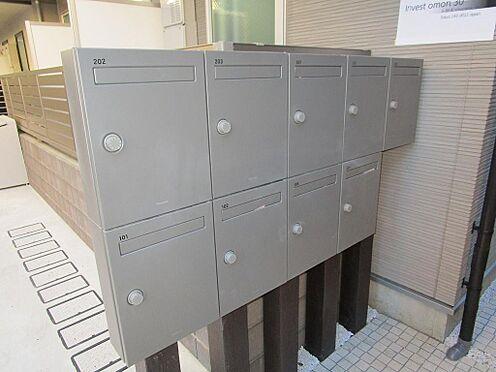 アパート-大田区大森北3丁目 ダイヤル式でプライバシーも安心