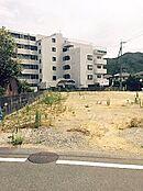 前面道路含む土地写真