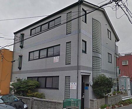 マンション(建物全部)-京都市山科区西野山中鳥井町 外観