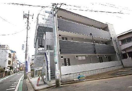 アパート-江戸川区北小岩3丁目 外観