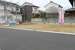 3号地外観(28年10月9日撮影)