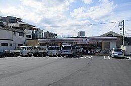 セブンイレブン菊野台2丁目店まで約140m