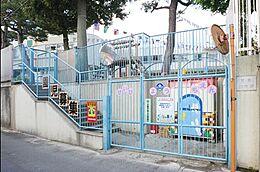 幼稚園調布星美幼稚園まで795m
