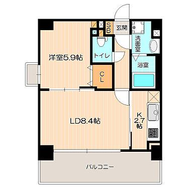 ビル(建物全部)-北九州市小倉北区片野4丁目 広々11帖超えLDKで使い勝手の良い間取り