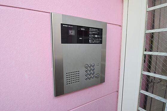 アパート-杉並区方南1丁目 訪問者が確認できるモニターホン付き