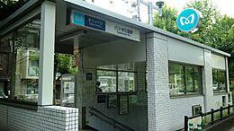小田急線代々木八幡駅
