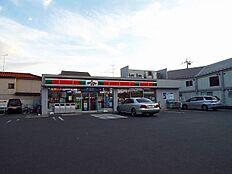 サークルKサンクス羽村動物公園西店まで170m、コンビニ24時間営業で便利なコンビニまで徒歩3分