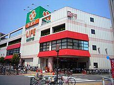 ライフ 千川駅前店