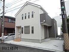 同仕様例 モデルハウスの内覧も可能です。
