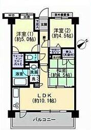 富士見市東みずほ台3丁目