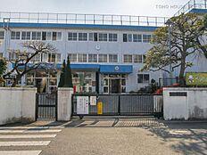 小金井市立東中学校 距離1000m