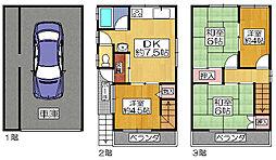 大阪市西成区津守1丁目