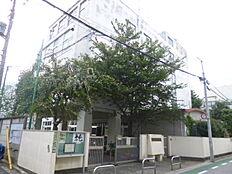 中学校文京区立第10中学校まで659m