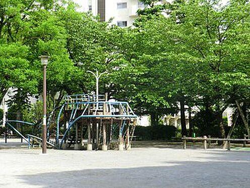 マンション(建物一部)-港区港南2丁目 周辺環境:東八ツ山公園