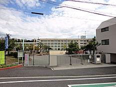 朝霧小学校まで徒歩4分(250m)
