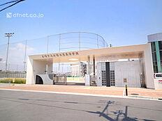 市立尼崎双星高等学校  686m
