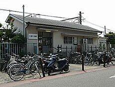 駅二里ヶ浜駅まで1885m