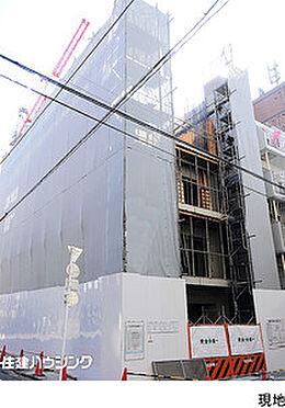 マンション(建物全部)-豊島区南大塚1丁目 建築中