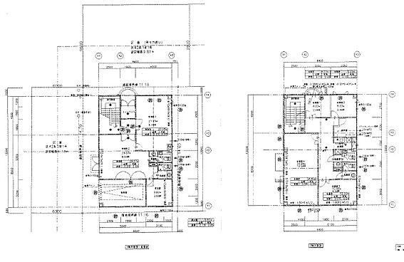 店舗事務所(建物全部)-世田谷区奥沢7丁目 1〜2階部分 間取