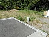 敷地は4.2mの道路に4.2m接している状態を写す