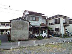 現地写真現在昭和51年築の古家有り