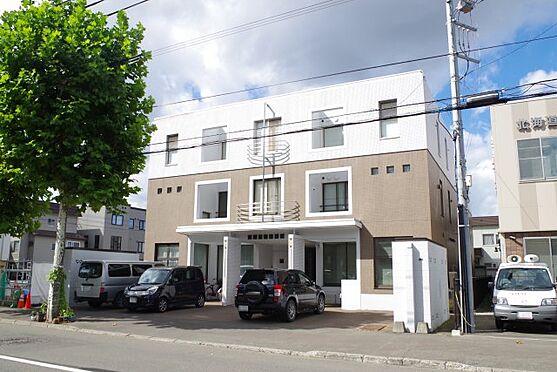 マンション(建物全部)-札幌市北区北三十条西6丁目 外観