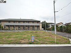 2号地 現地写真 西東京市南町5丁目