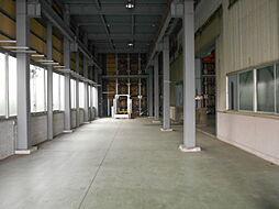 1F倉庫の増築部分です